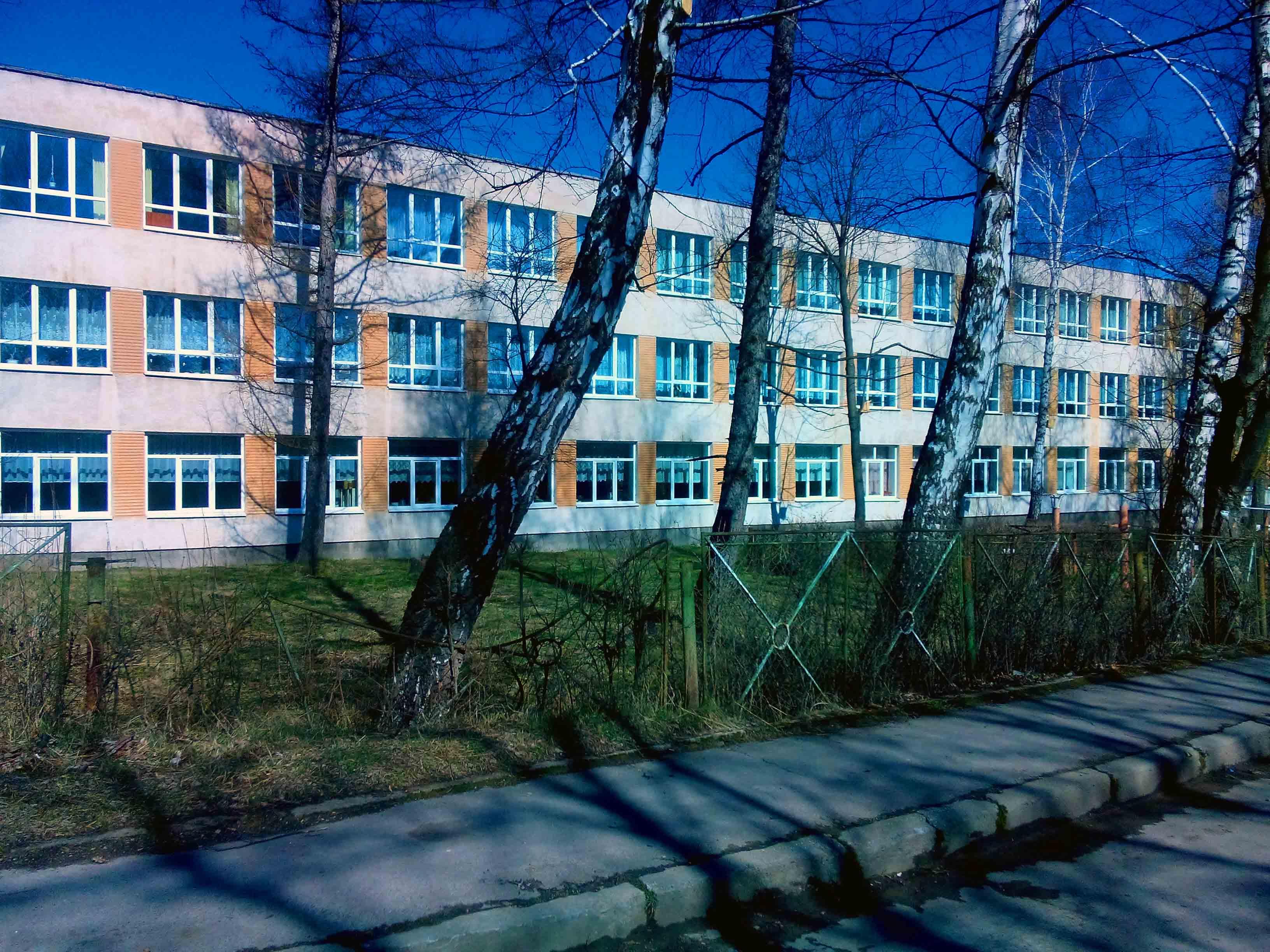 Новий корпус школи