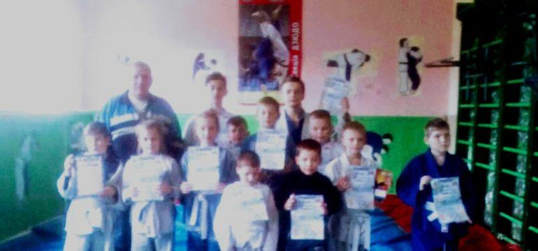 Чемпіонат міста Борислава з боротьби дзюдо