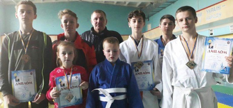 У Калуші відбувся 17-й Всеукраїнський турнір з дзюдо