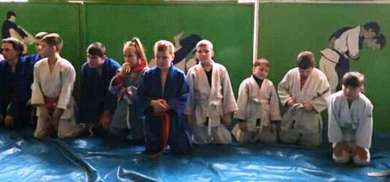 Відкрита першість ДЮСШ «Атлант» з боротьби дзюдо