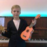 Яскравий успіх юного музиканта